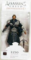 Assassin\'s Creed Brotherhood - Ezio Onyx Assassin - NECA Player Select figure