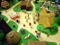 Asterix - ATLAS Editions - Gaul\'s village (Complete Set)