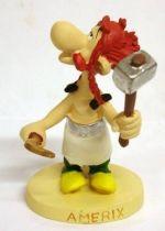 Asterix - Atlas Plastoy - Resine figures - Amerix