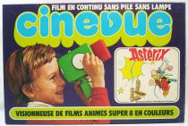 Asterix - Cinevue Meccano viewer with exclusive tape