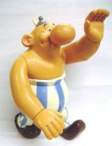 Asterix - CLD 1967 - 13\'\' Plastic Action Figure - Obelix