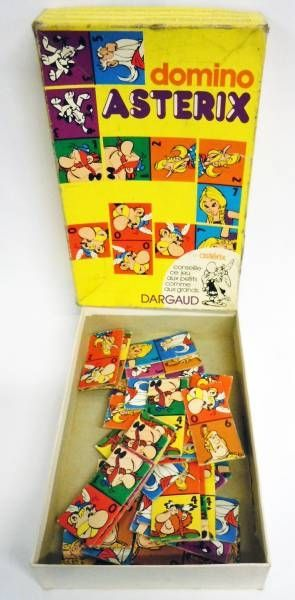 Asterix - Domino - Dargaud Editions 1974