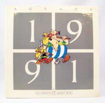 Astérix - Editions Albert René - Agenda 1991
