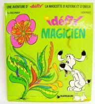 Asterix - Illustrated book - Idéfix Magician - Dargaud Editeur 1974