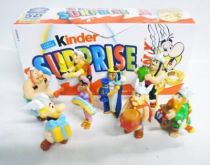 Asterix - Kinder Suprise (Ferrero) 2009 - Premium Figure - Set of 8 Premium Figures Asterix\\\'s 50th Birthday