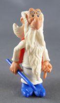 Asterix - Kinder Surprise Ferrero 1990 - Figurine Démontable K91 N12 Panoramix & Canne