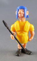 Asterix - Kinder Surprise Ferrero 1990 - Figurine Démontable K91 N13 Légionnaire & Lance
