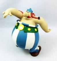 Asterix - Leblon Delienne Resin Figure - Dancing Obelix