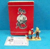 Asterix - Pixi-Mini Metal Figures - Cetautomatix & Assurancetourix ref.2311