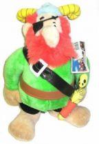 Asterix - Plush 1994 - Pirate\'s chief (mint)