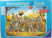 Asterix - Puzzle 1000 pièces Ravensburger - Photo de famille