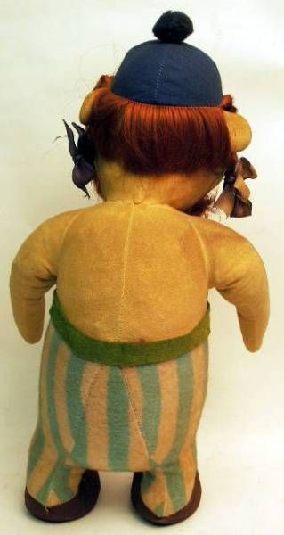 Asterix - Vintage stuffed doll - Obelix