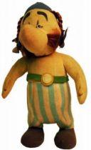 Asterix - Vintage stuffed doll Obelix