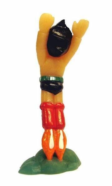 Astro Boy - 3\'\' PVC figure (flying) - Starlux