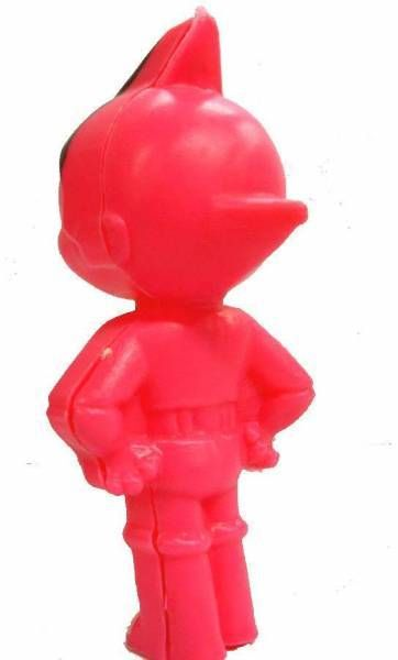 Astro Boy - 3\'\'3/4 Candy container (pink)