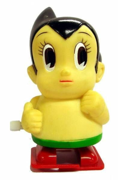Astro Boy - 3\'\'3/4 Wind-up (raised left hand)