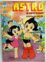 Astro Boy - Coloring Book Whitman TF1 Editons