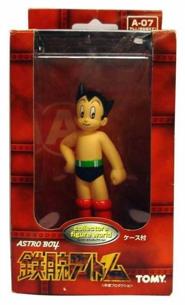 Astro Boy - PVC figure on base - Tomy