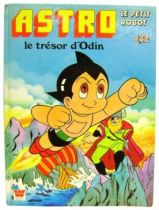 Astro Boy - Story Book  Whitman TF1 Editons - The Odin\'s tresor