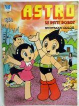 Astro le petit robot - Livre à colorier Whitman Editions TF1