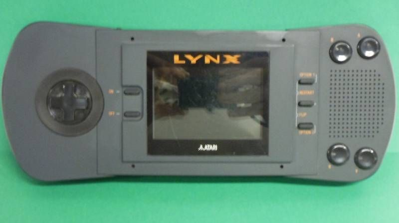 Atari - Console LCD Handheld Game - Lynx (ref. PAG-0201)