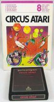 Atari 2600 - Circus Atari (cartridge + instructions)