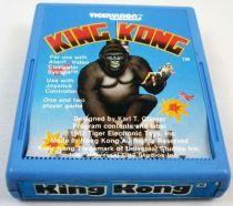 Atari 2600 - King Kong (cartridge only)