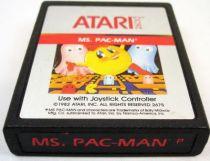 Atari 2600 - Ms. Pac-Man (cartouche seule)