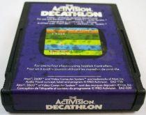 Atari 2600 - The Activision Decathlon (cartouche seule)