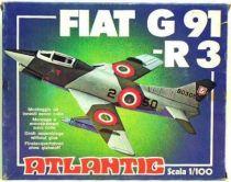 Atlantic 1:100 453 Italian plane Fiat G91-R3