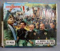 Atlantic 1:32 Historical Series 11009 Walks to Roma Mussolini Black shirts