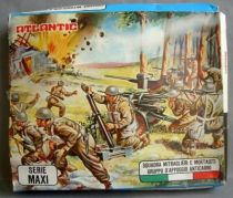 Atlantic 1:32 Modern Army 11018 Anti tank group with mortars and machine guns