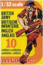 Atlantic 1:32 WW2 2103 British Infantry