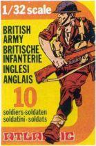 Atlantic 1:32 WW2 2103 British Infantry