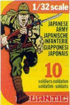 Atlantic 1:32 WW2 2107 Japanese Infantry