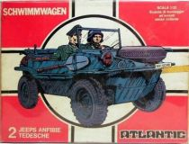 Atlantic 1:32 WW2 62 Schiwmmwagen