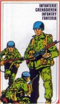 Atlantic 1:72  Serie Export 104 Infantry