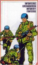 Atlantic 1:72  Serie Export 104 Infantry