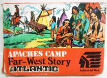 Atlantic 1:72 1006 Apaches Camp Mint in box