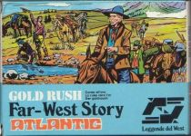 Atlantic 1:72 1010 Gold Rush Mint in Box