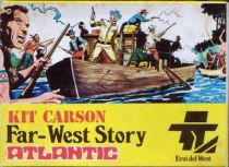 Atlantic 1:72 1108 Kit Carson loose with box