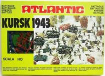 Atlantic 1:72 1402 Battle of Kursk 1943