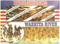 Atlantic 1:72 1457 Washita River Mint in box