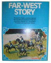 Atlantic 1:72 1502 7th Cavalry loose with box