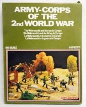 Atlantic 1:72 1563 The Wehrmarcht and the war in Europe