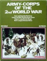Atlantic 1:72 1566 Snow and Blood ; The Red Army