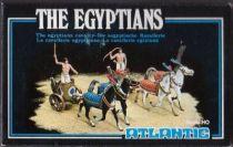 Atlantic 1:72 1802 Egyptian Cavalry chariots