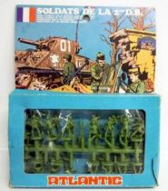 Atlantic 1:72 2029 French 2sd D.B. Troopers Mint in Box