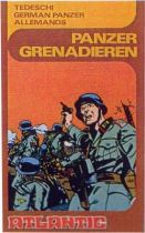 Atlantic 1:72 4051 German Panzer Grenadier Mint in Box