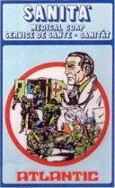 Atlantic 1:72 4106 Medical Corp Troops